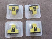 4 x Yellow HP 363 Ink Cartridges