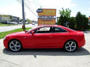 2013 Audi A5 S line Competition | Navigation | 6 Speed Manual