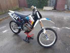KTM SXF 250 MX MOTOCROSS ENDURO OFFROAD BIKE 2010 MODEL EXTRASS!