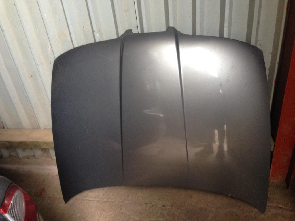 Seat Leon Cupra MK1 2004 Bonnet Grey