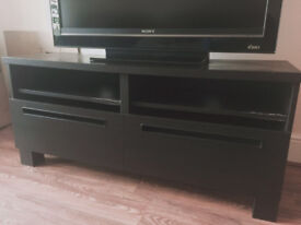 For Sale TV Bench with Drawers