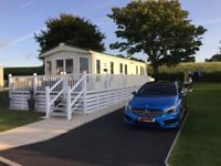 6 Berth Superior Static Caravan Hire Pencnwc Holiday park New Quay West Wales