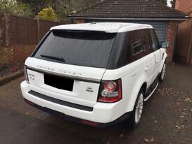 Land Rover Range Rover Sport 3.0 SD V6 SE 4X4 - 2012 (62) 1 Lady Owner, Full ...