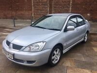 2006 MITSUBISHI LANCER ALLOYS ++ LEATHER ++ AUTOMATIC ++ SEPTEMBER MOT.