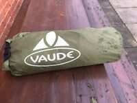 Vaude Taurus 1, 2 person tent & Multimat insulated sleep mat