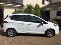 Brand new Ford BMAX rarely used and in excellent condition for sale