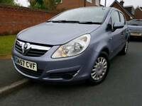 Vauxhall Corsa D 1.0L ONLY 58K MILEAGE Great Condition Perfect First Car