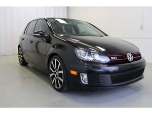 2012 Volkswagen Golf GTI 5-Door (M6)