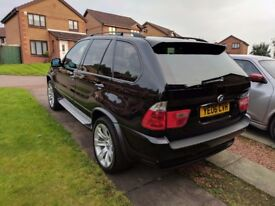 BMW X5 3.0 D Sport - TV, SAT NAV, PAN ROOF, 20 inch ALLOY WHEELS... £10K+ of Options
