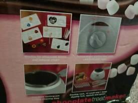 Chocolate treat maker