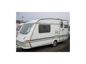 1995 Elddis minstrel Xl abi swift caravan Can Deliver
