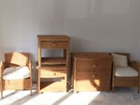 Nice wicker furniture set