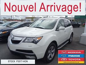 2013 Acura MDX Tech Package+CUIR+NAVIGATION+DVD