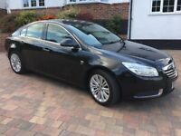 "Vauxhall Insignia 2.0 CDTI SE NAV, 160, 18"" Alloys, Part Leather, reversing sensors, main dealer"