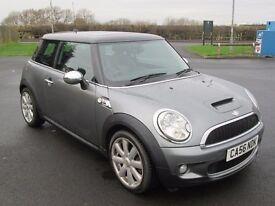 mini cooper s facelift top spec £2795