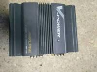 Alpine car amplifier amp