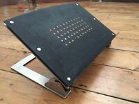 Strong adjustable Allsop laptop stand