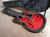 Gibson es-335 cherry red 2005