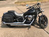 Kawasaki vn900 custom special edition