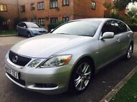 Lexus GS 450H 3.5 CVT 4dr 1 OWNER+V.CLEAN EXAMPLE