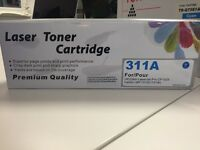 Remanufactured Toner Cartridge, Cyan Laser Toner