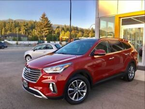 2017 Hyundai Santa Fe XL Luxury / Leather / Navigation / Sunroof