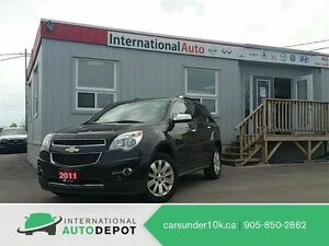2011 Chevrolet Equinox 2LT | LEATHER | BACK-UP CAM | REMOTE STAR