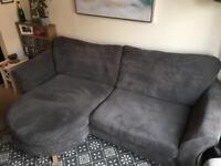 DFS 4 seater 'Flutter' sofa