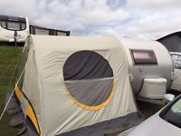 Fabulous iconic TAB caravan, 2003, 2 berth with awning