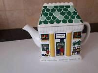 Wade teapots