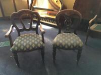 Reproduction dining chair