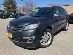 2014 Chevrolet Traverse 1LT AWD 20 INCH WHEELS NAV FROM TELEMATI