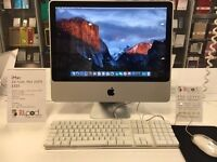 """iMac - 20"""" - Mid 2009 - 2.66 GHz C2D - 320GB - 2GB"""