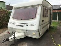 Caravan omega 400-2 Only cold water