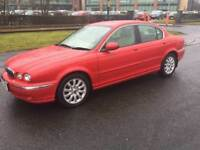 JAGUAR X-TYPE AUTOMATIC 49000 MILES
