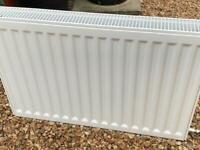 GONE PENDING PICK UP. Double radiator 900 x 600mm