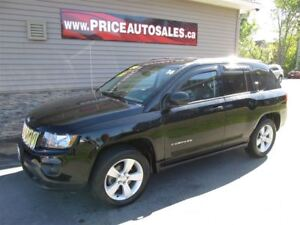 2014 Jeep Compass LEATHER - 4X4