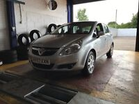 Vauxhall corsa in excellent condition both inside and out