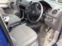 VW Caddy Van 2008