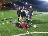PADDINGTON 3G 5 A-SIDE FOOTBALL LEAGUE £35 - BEST PRICES IN LONDON