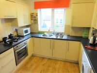 Double room in modern 4 bed shared house