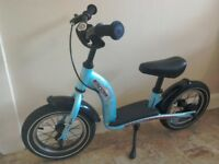 Balance bikes, hardly used - two for sale, £30 each, will split