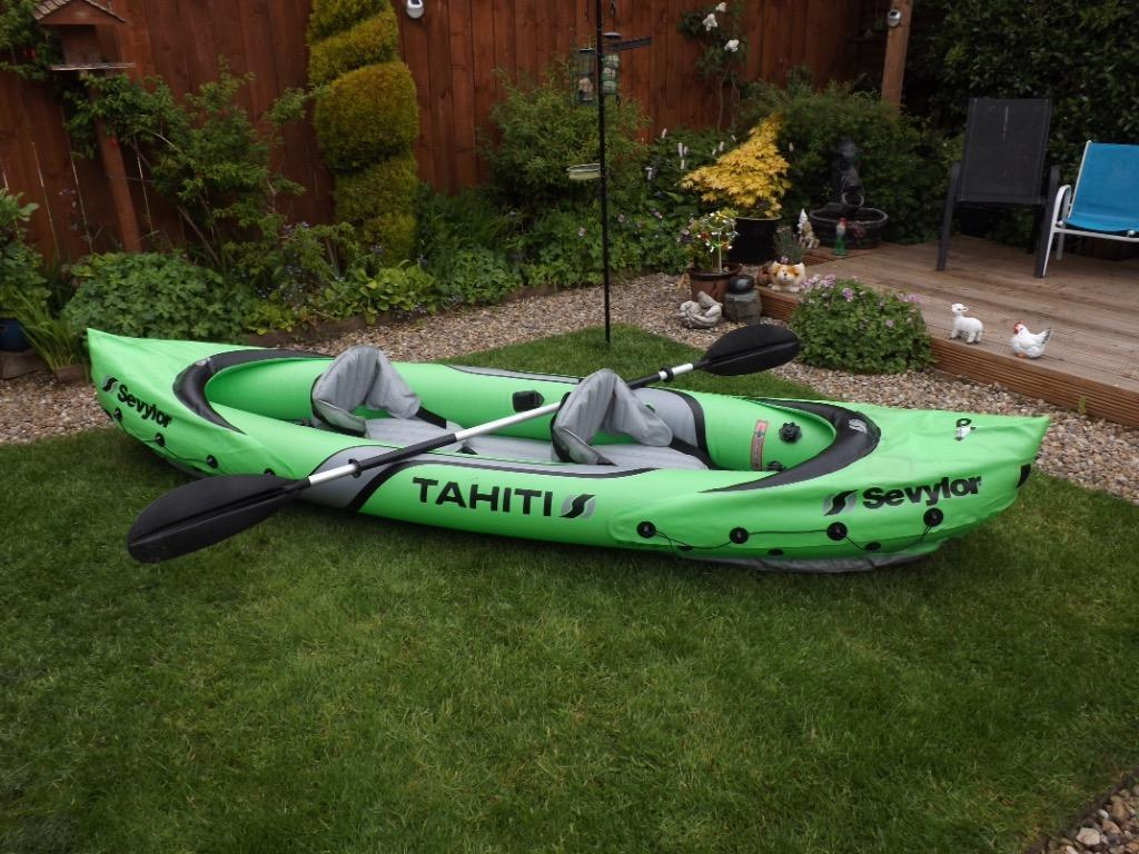 Cheap Used Jet Skis For Sale >> Sevylor Tahiti canoe | in Blyth, Northumberland | Gumtree