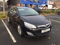 "Vauxhall Astra 1.7 cdti se 5 door 2011 ""11"" new shape"