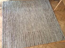 BROSTE LEATHER COPENHAGEN RUG