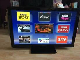 **PANASONIC VIERA 42 INCH**HD TV**SMART TV**FULLY WORKING**NO OFFERS**