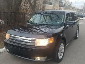 2009 Ford Flex AWD,DVD,P.Heateds P.sunroof,SHARP,Certified $6475