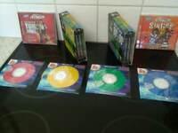 Karaoke cds.