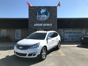 2017 Chevrolet Traverse LOOK 8 PASSENGER LT! $189.00 BI-WEEKLY+T