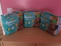 5+ nappies
